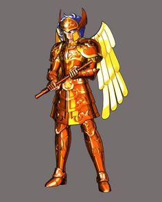 Saint Seiya: Brave Soldiers. Sorrento