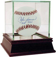 "Andre Dawson MLB Baseball w/ """"HOF 2010"""" Insc. (MLB Auth)"