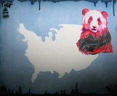 'Endangered Species: Panda'  Mikey Kettinger 2011