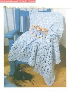 El gran libro del tejido crochet Bebes_19