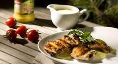 Pulpe de pui marinate in iaurt si condimente Mashed Potatoes, Chicken, Ethnic Recipes, Food, Whipped Potatoes, Smash Potatoes, Essen, Meals, Yemek