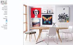 Kyle Schuneman LA based  Young Designer+Author+Set Design