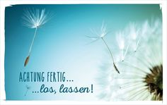 ACHTUNG FERTIG…los, lassen! #vossentowels #postcardswithlove #positivequote #thinkpositive #motivation #inspire