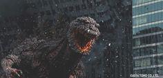 Godzilla Resurgence Vfx Breakdown
