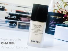 New Favourite: Chanel Perfection Lumiere Foundation Review
