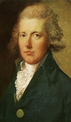 William 'the Younger' Pitt (1759-1806)  The youngest Prime Minister of Great Britain.  My cousin.