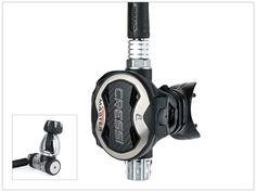 scuba diving regulator cressi ac10/master cromo