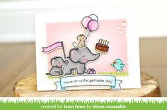 Hello and welcome to Lawn Fawn's Spring 2017 Inspiration and Release  week! On February 23rd our 14 new stamp sets and their coordinati...