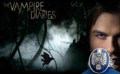 Damon Daylight Ring - The Vampire Diaries