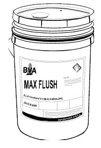 BVA Maximum Flushing Solution (MFP). #pestcontrol