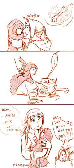 Ed dressing his kid like him! (part 3/3) | Art: m7angela