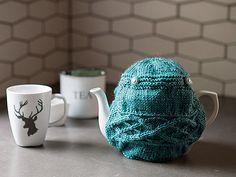 Ravelry: Dressed for Tea pattern by Moira Engel