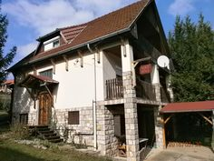 Cabin, House Styles, Outdoor Decor, Home Decor, Dune, Homemade Home Decor, Interior Design, Cottage, Home Interiors