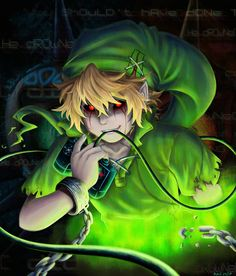 Guess who's back~ [BEN Drowned- Creepypasta] by Six-0-6.deviantart.com on @DeviantArt