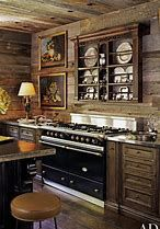 29 Rustic Kitchen Ideas You Ll Want To Copy Architectural Digest 25 Rustic Kitchen Decor Ide. Architectural Digest, Architectural Sketches, Cabin Kitchens, Rustic Kitchens, Open Kitchens, Country Kitchens, Country Cooking, Rustic Kitchen Design, Kitchen Designs