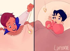 Image result for baby keith voltron >>> this is a crossover of Voltron and Swan Princess AND I LOVE IT