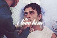 """""""I love him."""" Cam ~ Bones"""