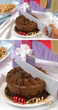 Saw cake knife #product_design