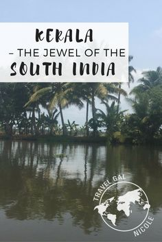 My time in the southern part of India was short and sweet but it definitely has a lot to offer.  I was lucky enough to spend the day on the backwaters of Kerala near Alleppey.  This is the main spot to rent a house boat and spend the day on the water.