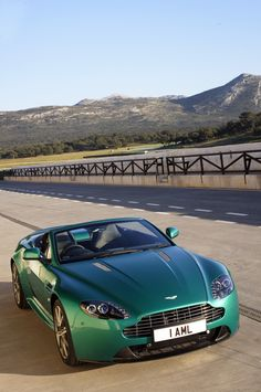 Aston Martin V8 Vantage S. A lesson in race-bred dynamism. Discover more at http://www.astonmartin.com/cars/the-vantage-range/v8-vantage-s. #AstonMartin