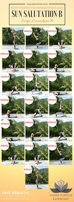 Greet the Morning with this Sun Salutation Yoga Sequence