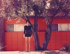 Kim Min Hee for Harper's Bazaar