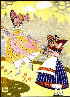 Roba da Disegnatori: Storia dell'Illustrazione: Joyce Mercer (1896–1965).