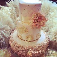 Sweet Sixteen Cake Crema de la Crema