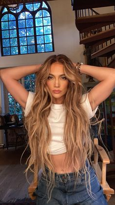 Hot Actresses, Jennifer Lopez, Black Women, Hair Color, Hair Beauty, Actors, Long Hair Styles, Celebrities, Sexy