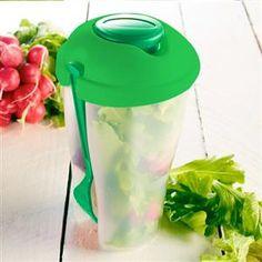 Plastična Posuda za Salatu Salad to Go