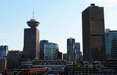 Vancouver Seattle Skyline, New York Skyline, Vancouver, Urban, Travel, Voyage, Viajes, Traveling, Trips
