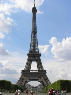 I want to see the Effiell Tower