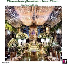 Veja as dicas no blog: www.novasanoivas.com.br