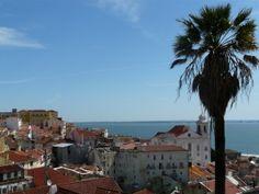 l'Alfama à Lisbonne Blog de voyage www.trace-ta-route.com  http://www.trace-ta-route.com/week-end-lisbonne-sintra/  #portugal #lisbon #lisbonne #alfama