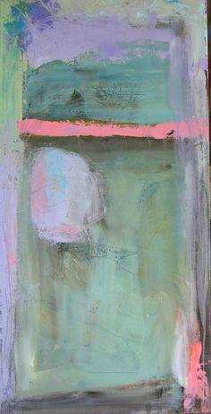 ACRYLIC ORIGINAL PAINTING Abstract Painting door CherylWasilowArt