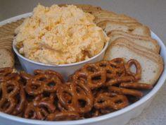 Pub Cheese Spread - Nicole's Favorite Recipes