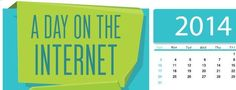 Que font les internautes en une journée sur le Web ?