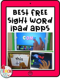 Free Sight Word Apps