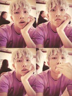 BTS Rapmonster Kim Namjoon