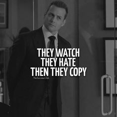 inspiration and motivation Boss Quotes, True Quotes, Motivational Quotes, Inspirational Quotes, Harvey Spectre Zitate, Harvey Specter Quotes, Suits Quotes, Gentleman Quotes, Entrepreneur Quotes