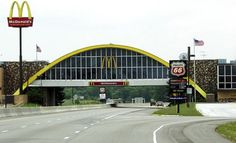 World's Largest McDonald's Vinita, OK