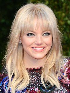 Emma Stone Blonde Hair | Logo após, ainda em 2011, Emma virou adepta do ruivo – a melhor ...