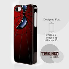 Spider Man Web Face