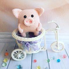 Items similar to pink pig amigurumi crochet toys Stuffed Toys crochet pig souvenir toys handmade toys small toy handmade crochet knitting christmas decor on Etsy Crochet Pig, Cute Crochet, Crochet Dolls, Hand Crochet, Crochet Animal Patterns, Stuffed Animal Patterns, Crochet Animals, Origami Animals, Bear Doll