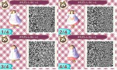 Heart white sweater dress: ACNL QR clothes Halter Dress Summer, Halter Crop Top, Cute Summer Dresses, Summer Dresses 2017, Summer Outfits, Halter Dresses, 2017 Summer, Animal Crossing Qr, New Leaf