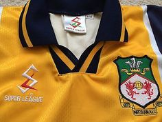 Childs 1998 Wrexham Football Shirt 2 • £15.00