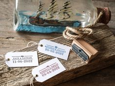Our new Nautical Wedding Favour rubber stamps, team your choice with the rest of the collection, available now. Wedding Stamps, Wedding Stationery, English Stamp Company, Nautical Wedding Favors, Our Wedding, Rest, Place Card Holders, Prints, Collection