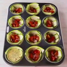 📹 once again with the awesome creation. 📹 once again with the awesome creation. Healthy Mummy Recipes, Low Carb Recipes, Diet Recipes, Breakfast Crepes, Zucchini, Quiche Recipes, Food Videos, Egg Cups, Health