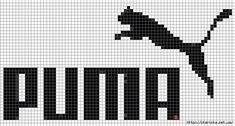 Fuse Bead Patterns, Loom Patterns, Beading Patterns, Cross Stitch Patterns, Pixel Art Logo, Pixel Art Grid, Modele Pixel Art, Fair Isle Chart, Knitted Mittens Pattern