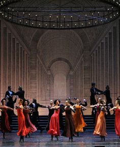 Alexei Ratmansky's Cinderellamakes a stop at The Music Center in Los Angeles. Cultural Events, Stage Set, Thing 1 Thing 2, Theatre, Cool Photos, Cities, Around The Worlds, Wanderlust, Journey